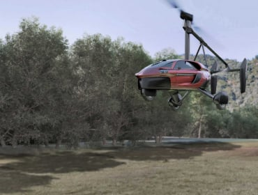 Flying Car Pal V Flight Academy