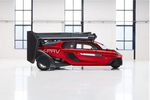 PAL-V Liberty Sport Edition