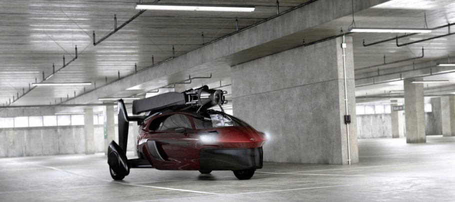 Pal V Flying Car 4