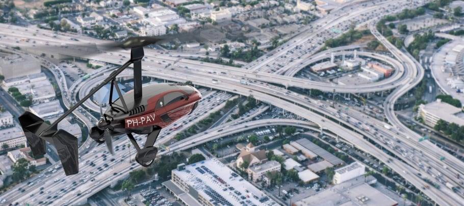 Pal V Flying Car Slider 2