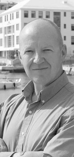 Mark Jennings Bates