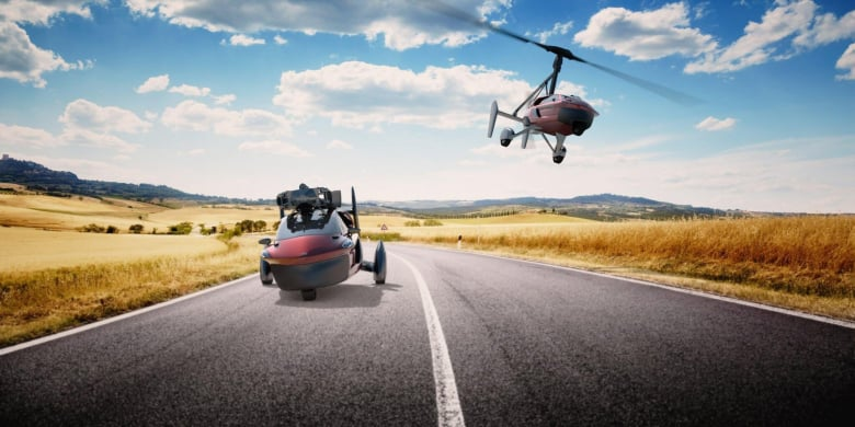 Pal V Flying Car An Experience Only A Carflyers Can Have