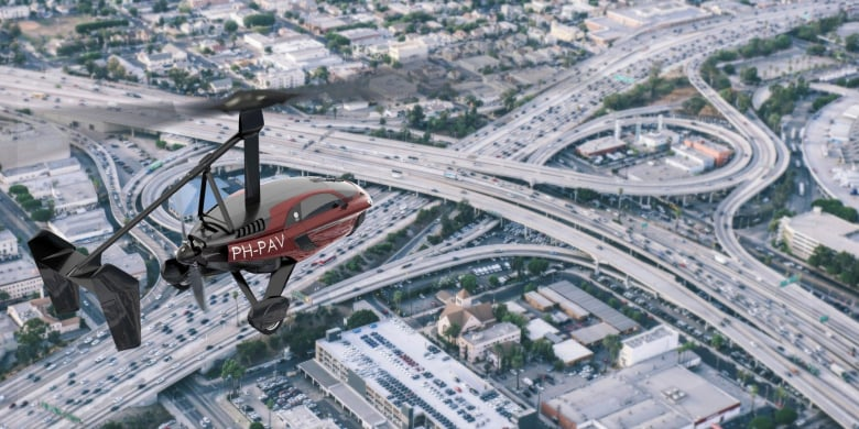 Pal V Flying Car Enjoy The Benefits Of The Safest Way Of Flying