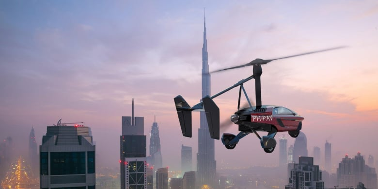 Pal V Flying Car Save Time And Increase Fun While Traveling