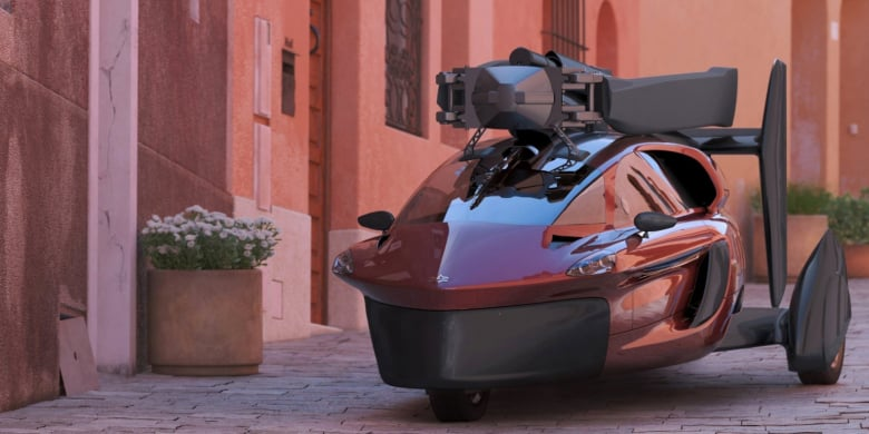 Pal V Flying Car The Ability To Go To Any Place On Earth That Is Freedom