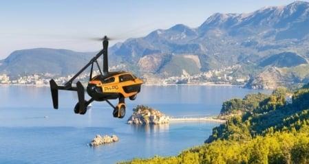 Flying Car Pal V 2 4
