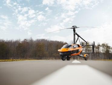 Flying Car Pal V Liberty 17