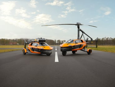 Flying Car Pal V Liberty 7