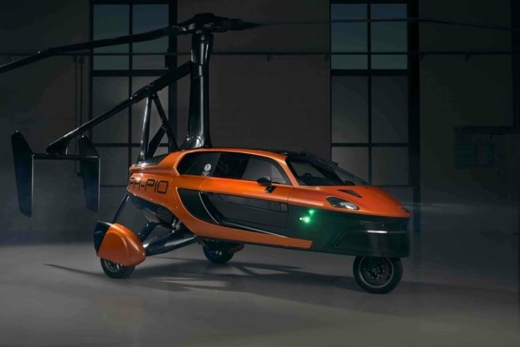 Flying Car Pal V Liberty Pioneer 2