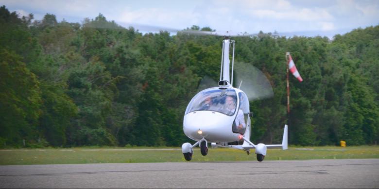 Landing Gyro