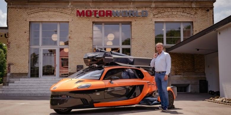 Motorworld Dach 3289