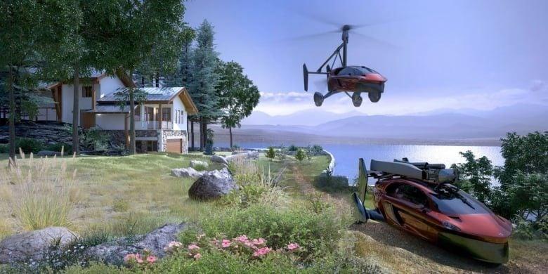 Pal V Flying Car Ultimate Freedom