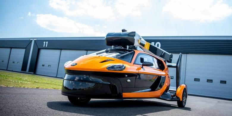 Pal V Liberty Breda Airport 2021 2314